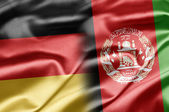 Germany and Afghanistan — Stock Photo
