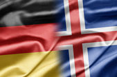 Germany and Iceland — Stock Photo