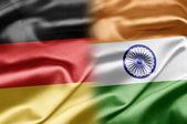 Germany and India — Stock Photo