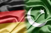 Germany and Pakistan — Stock Photo