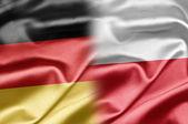 Germany and Poland — Stock Photo
