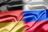Niemcy i rosja — Zdjęcie stockowe