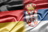 ドイツ、セルビア — ストック写真