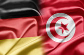 Duitsland en tunesië — Stockfoto