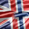 UK and Norway — Stok fotoğraf