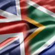 UK and South Africa — Stock Photo