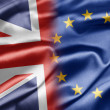 UK and European Union - Stock Photo