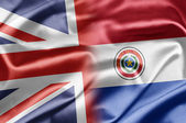 UK and Paraguay — Stock Photo