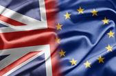 UK and European Union — Stock Photo