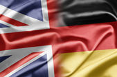 UK and Germany — Stock Photo