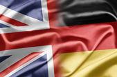 UK and Germany — Stock Photo