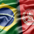 Stock Photo: Brazil and Afghanistan