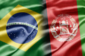 Brazil and Afghanistan — Stock Photo