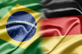 Brazil and Germany — Stock Photo