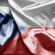 Flag of Czech Republic — Photo