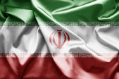 Bandeira do irã — Fotografia Stock