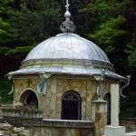 The monastery Cosauti — Stock Photo