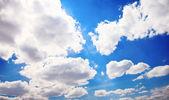 красивое небо — Стоковое фото