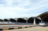 Malaysia's Kuala Lumpur International Airport in Sepang — Stock Photo