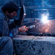 Welding — Stock Photo #11217272
