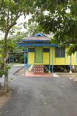 Casa tradizionale malese in malesia di malacca — Foto Stock