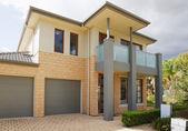Casa australiana — Foto de Stock