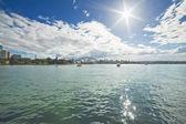 悉尼港 — 图库照片