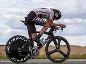 The Cyclist Van Garderen Tejay — Stock Photo