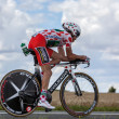 ������, ������: Polka Dot Jersey The Cyclist Thomas Voeckler