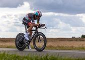 The Spanish Cyclist Zubeldia Haimar — Stock Photo