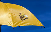 Parasol Tour de France — Stock Photo