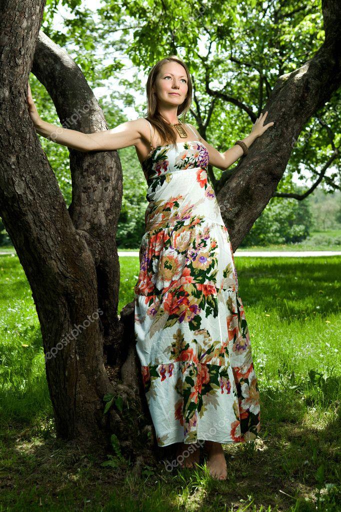 красивые в полный рост девушки фото