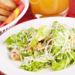Stock Photo: Caesar salad