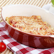 Stock Photo: Cannelloni