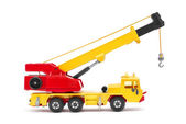 Toy crane — Stock Photo