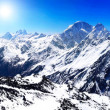 Beautiful view of mountains in Elbrus area. — Stock Photo #10770917
