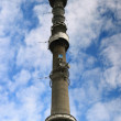 ������, ������: Ostankino TV tower Moscow
