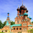Trinity church in Ostankino. — Stock Photo