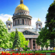 Saint Isaac's Cathedral in St Petersburg, Russia — Stock Photo #11639949