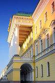 Historical View of Saint-Petersburg. — Stock Photo