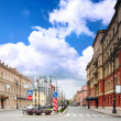 Stock Photo: UrbView of Saint-Petersburg.