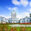 St. Nicholas Naval Cathedral . St. Petersburg — Stock Photo #11640177