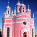 ������, ������: John the Baptist birth Chesmen church Saint Petersburg