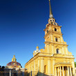Stock Photo: Peter and Paul Fortress. Saint-Petersburg.