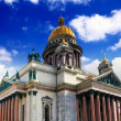 Saint Isaac's Cathedral in St Petersburg, Russia — Stock Photo #11654480