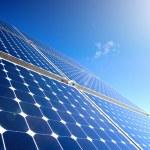 Solar Panel — Stock Photo #10813993