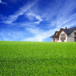 Stock Photo: Country House