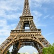 Paris attractions — Stock Photo