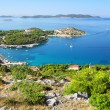 Summer croatian landscape — Stock Photo