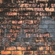 Brick old wall texture — Stock Photo